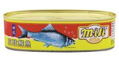 Mili Fried Dace B/Beans 184g