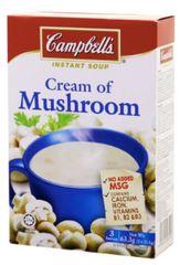 Campbell's Cream Of Mushroom (M) 3X22g