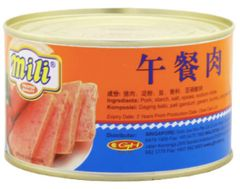 Mili Pork Luncheon Meat 397g