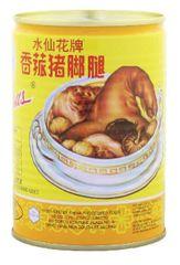 Narcissus Pork Leg W/Mushroom 397G