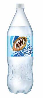A&W Cream Soda 1.5L