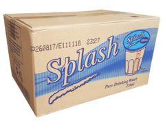 Splash Pure Drinking Water 48X230ML