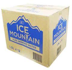 Ice Mountain 12X1.5L