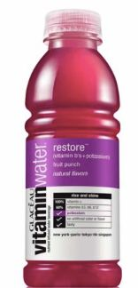 Glaceau Vit.Water Fruit Punch 500ml