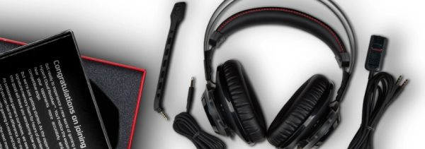KINGSTON HyperX Cloud Revolver Pro Gaming Headset
