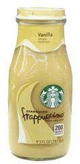 Starbucks Vanilla Frappuccino 281ml
