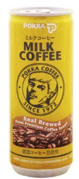 Pokka Milk Coffee 240ml
