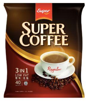 Super 3IN1 Regular Low Fat 40SX20g