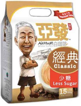 Ah Huat W/Coffee Classic L/S 15X30g