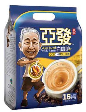 Ah Huat White Coffee Gold Medal 15X38g