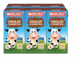 M'gold UHT Chocolate Milk 6X200ml