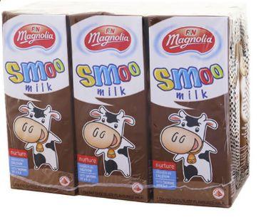 Magnolia Smoo Choco 6X230ml