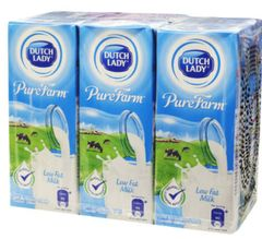 Dutch Lady L/Fat MILK(PKT)6X200ml