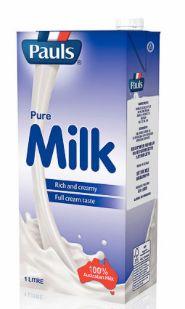 Pauls UHT Pure Milk 1L