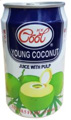 Ice Cool Young Coconut 310ml
