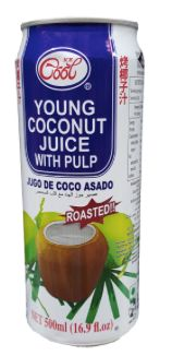 Ice Cool Roasted Coconut Juice 500ml