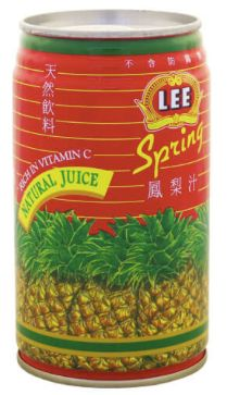 Lee Pineapple 325ml