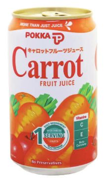 Pokka Carrot Juice 300ml