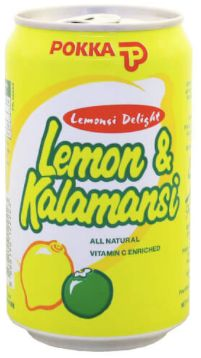 Pokka Lemon&Kalamansi 300ml