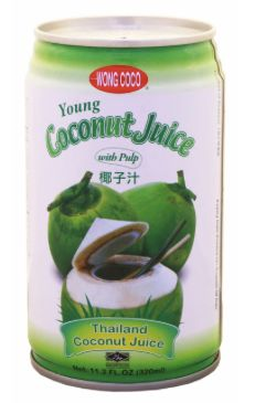 W/Coco Young Coconut 320g