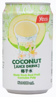Yeo's Coconut Juice 300ml