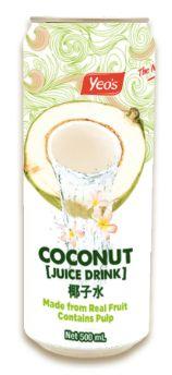 Yeo's Coconut Juice 500ml