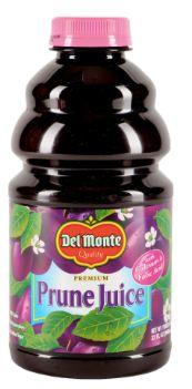 Delmonte Prune Juice C&Folic Acid 946ml