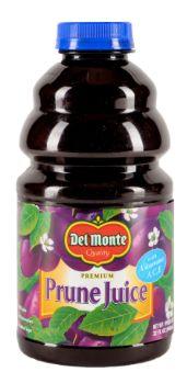 Delmonte Prune Juice Vit.A C&E 946ml