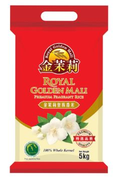 Royal G/Mali Premium Fragrant Rice 5KG