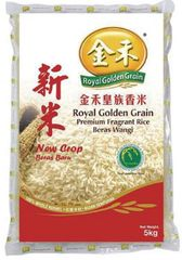 Royal G/Grain Fragrant Rice 5KG Nc