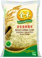 Royal G/Grain Premium Fragrant Rice 5KG
