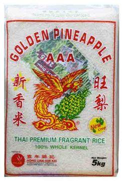 G/P'apple Rice New Crops 5KG