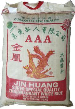 Jin Huang Fragrant Rice 10KG