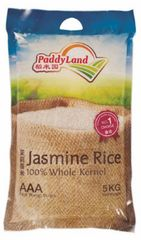 Paddy Land Jasmine Rice 5KG