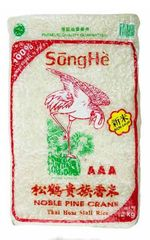 Songhe New Crop Rice 2KG
