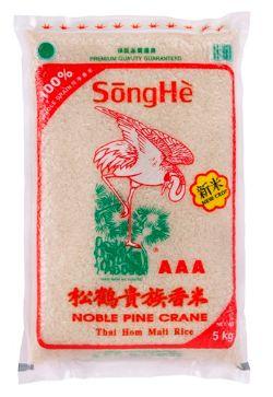 Songhe New Crop Rice 5KG