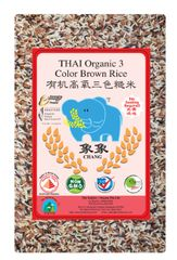 Chang Organic 3 Colour Rice 1KG