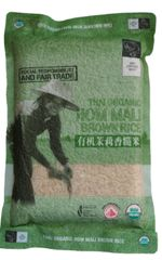 Chang Organic Hom Mali Brown Rice 2KG
