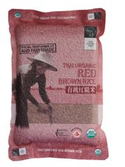 Chang Organic Red Brown Rice 2KG