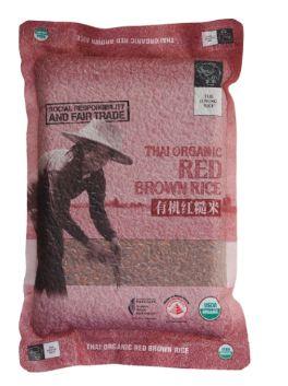 Chang Organic Red Brown Rice 2KG