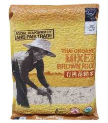 Chang Organic Mixed Brown Rice 1KG