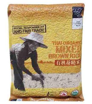 Chang Organic Mixed Brown Rice 1KG