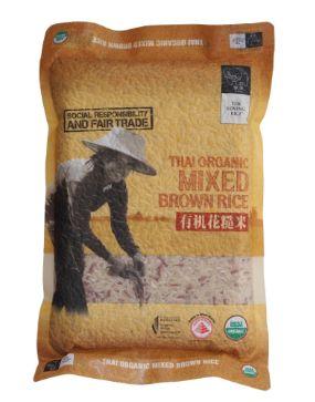 Chang Organic Mixed Brown Rice 2KG