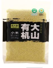 Mountains Organic Millet 350G