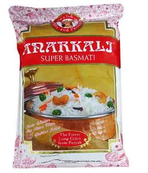 Anarkali F/Basmati Rice 1KG