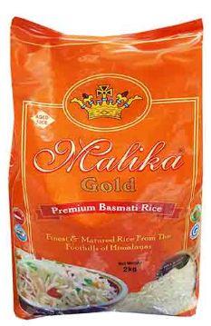 Malika Gold Premium Basmati Rice 2KG