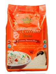Malika Gold Premium Basmati Rice 5KG