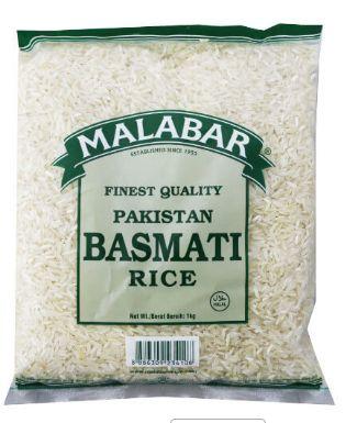 Malabar Basmati Rice 1KG