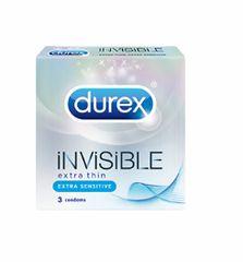 Durex Invisible Extra Sensitive 3S