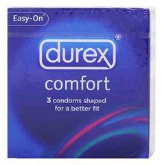 Durex Comfort 3S